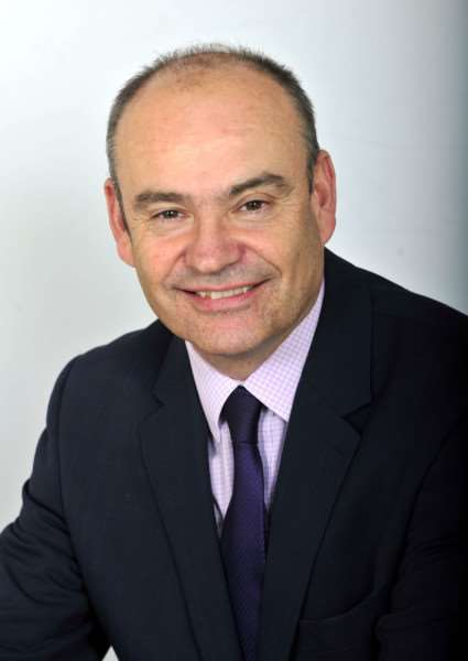 Karl Hick, chief executive of the Larkfleet Group of Companies.