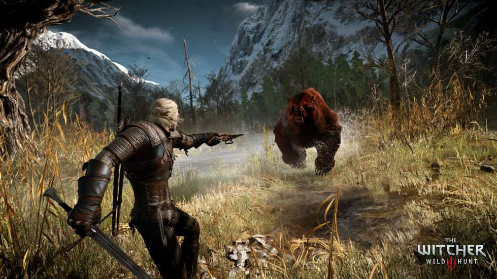 The Witcher 3: Wild Hunt is out now on PlayStation 4, Xbox One and PC