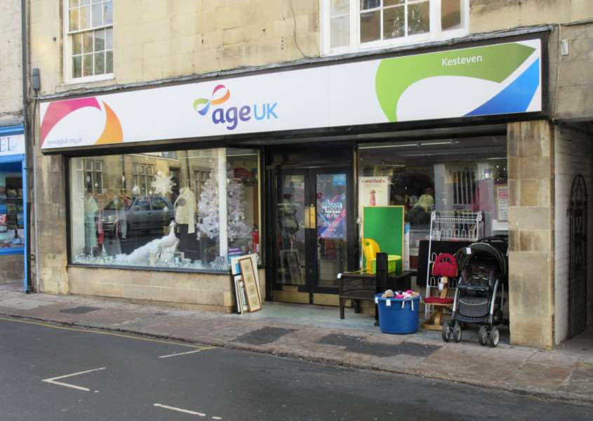 Stamford's Age UK store EMN-161228-130916001