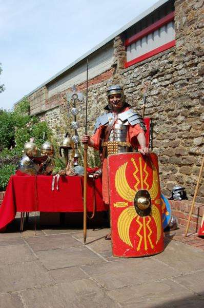 Come and learn about Roman history at Rutland County Museum