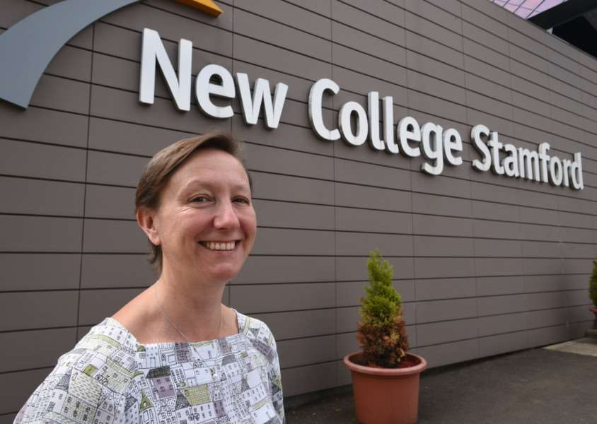 New College Stamford Chair of the Corporation Alison Grant EMN-150807-180108009