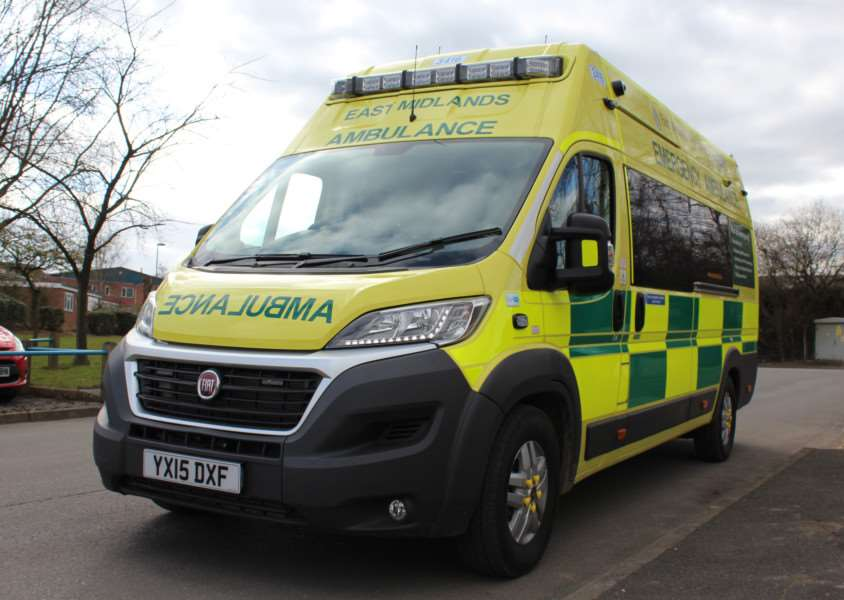 A new fleet of ambulances are set to hit Lincolnshire's streets EMN-150519-123418001