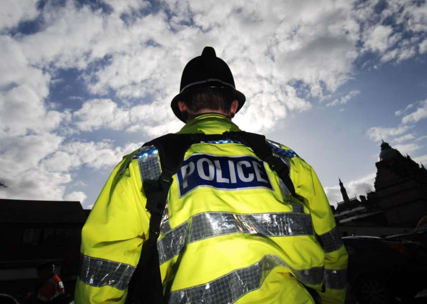 Police are appealing for witnesses to the burglary