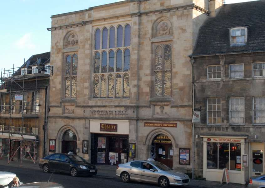 Stamford Corn Exchange.'Photo: MSMP141113-015ow ENGEMN00120131114122250