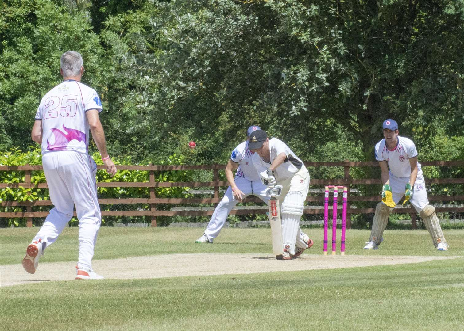 Ketton Sports 2nds v Nassington 2nds. Photo: Lee Hellwing (2715506)
