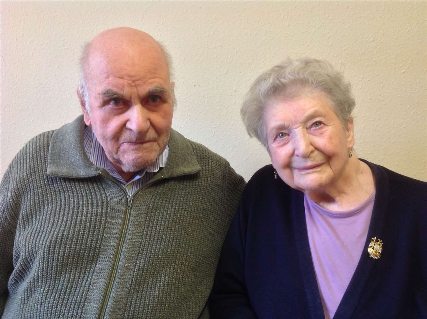 John and Norma Timms are celebrating their 70th wedding anniversary (11709565)