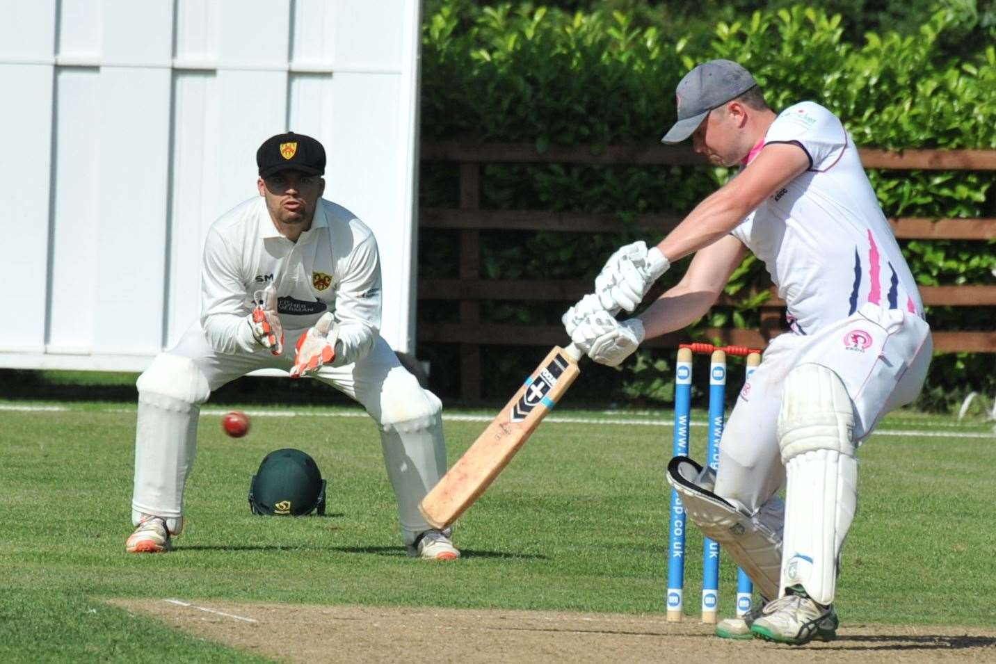 Ketton Sports defeated Barkby United 2nds by eight wickets. Photo: Alan Walters (13271049)