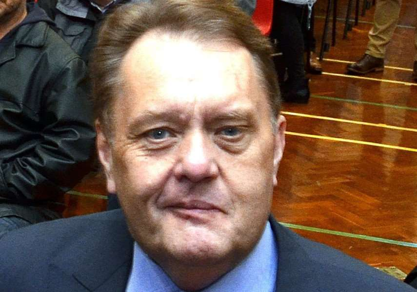 MP John Hayes