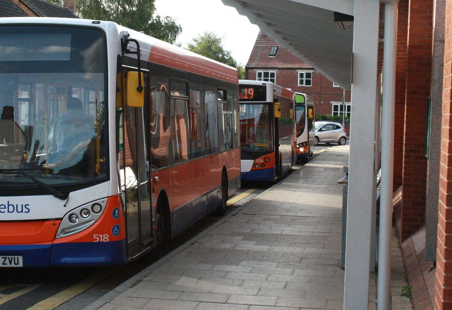 Oakham Bus Station introduces change to opening hours to discourage anti-social behaviour