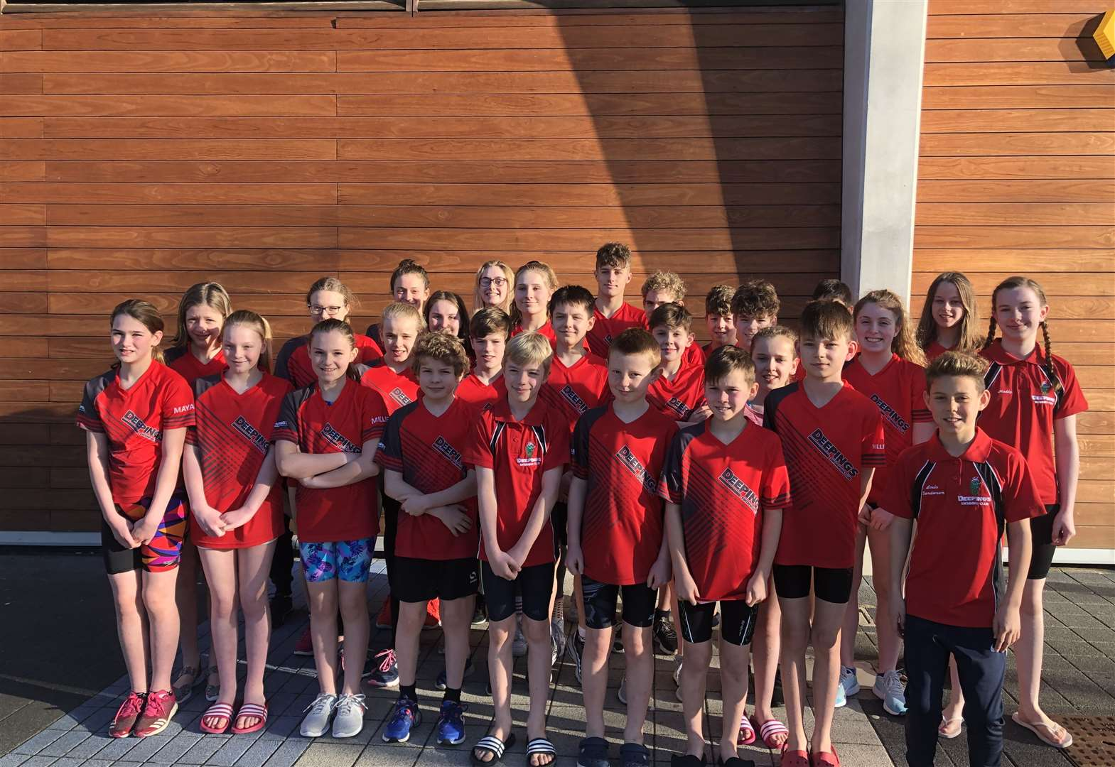 SWIMMING: Medal bonanza after magnificent weekend for Deepings swimmers