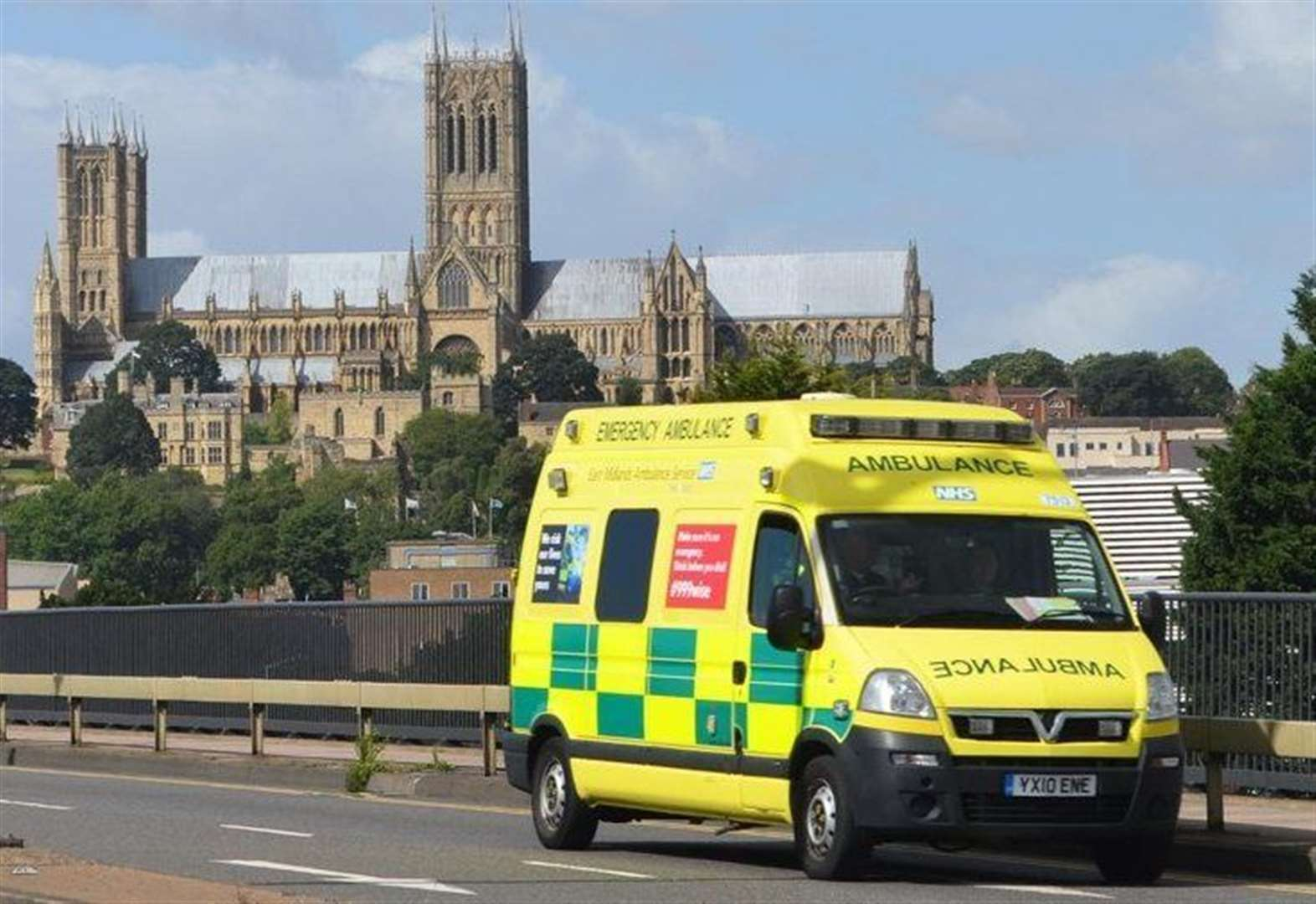 'Unprecedented demand' leads East Midlands Ambulance Service to spend £1m to retain private ambulance crews