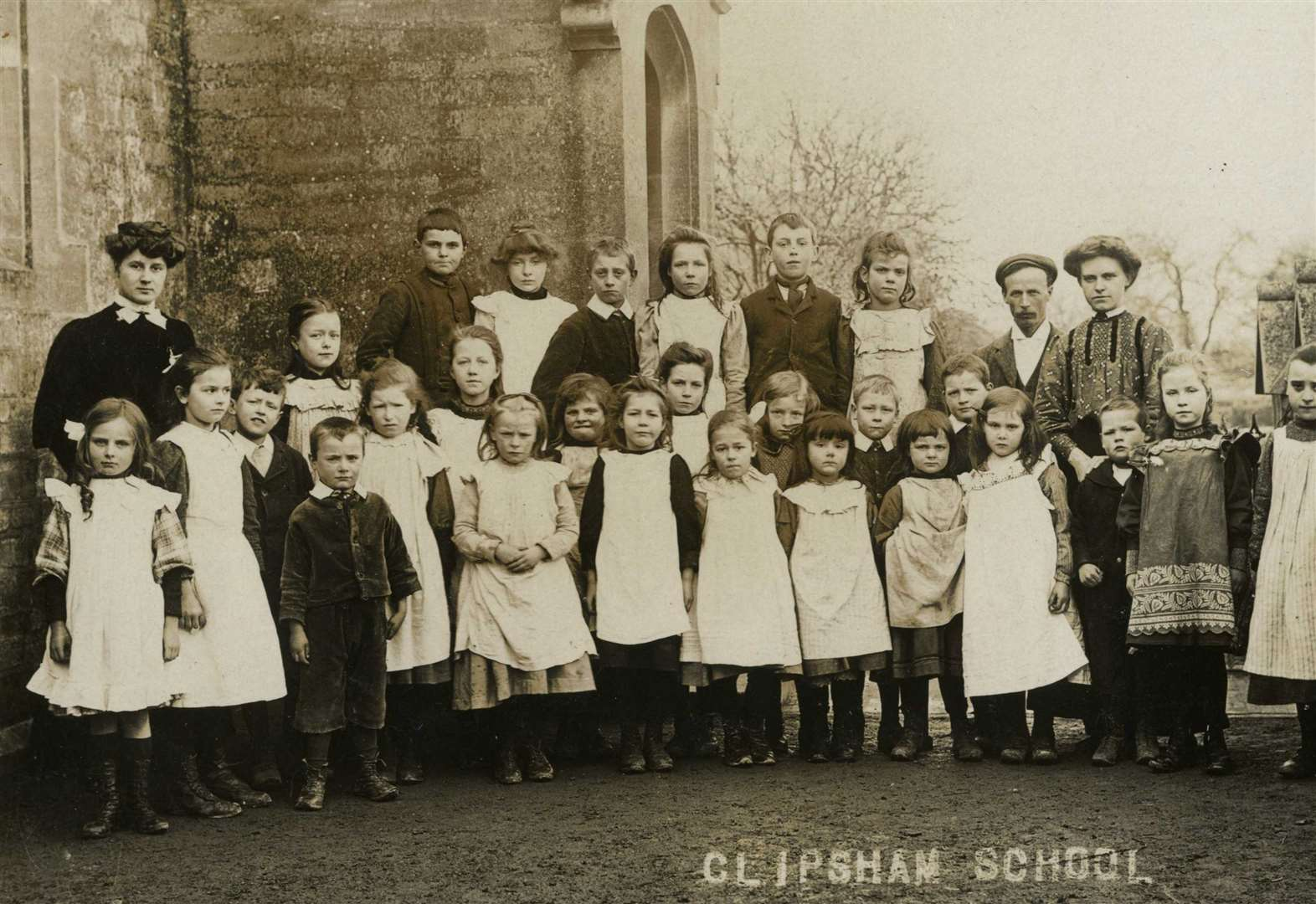 New exhibition looks at early years of Rutland's village schools