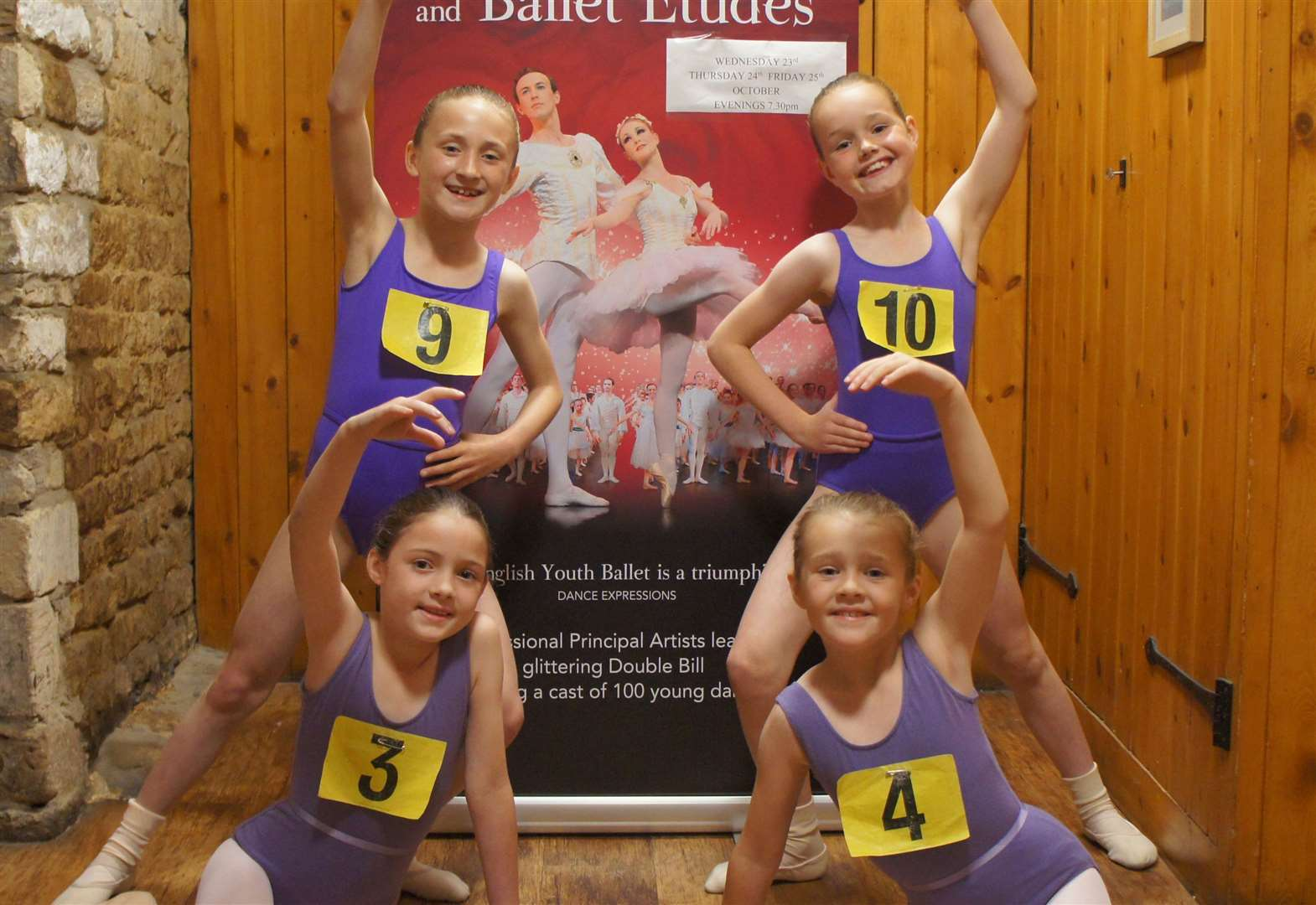 English Youth Ballet comes to town
