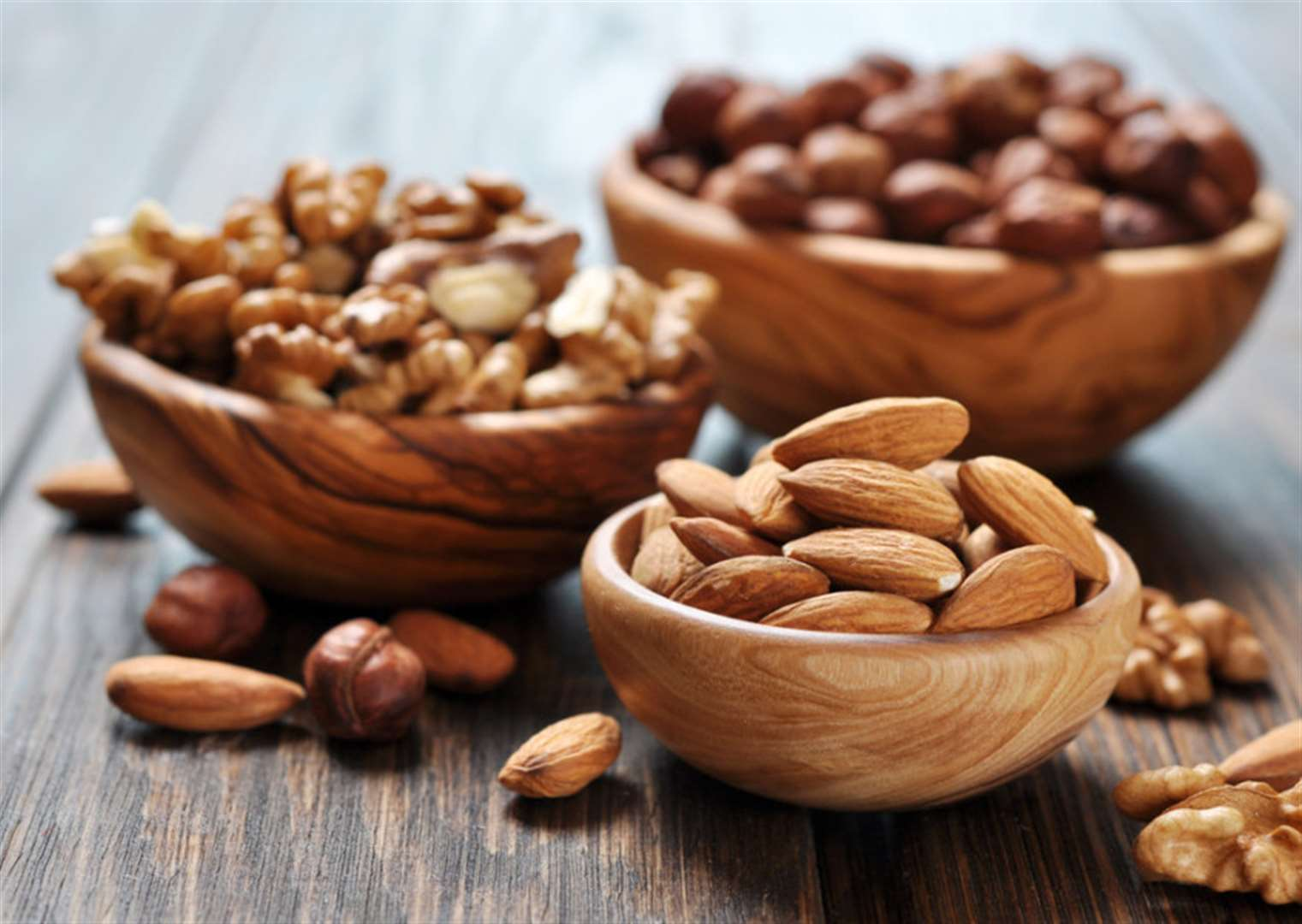 Scientists say nuts to heart disease
