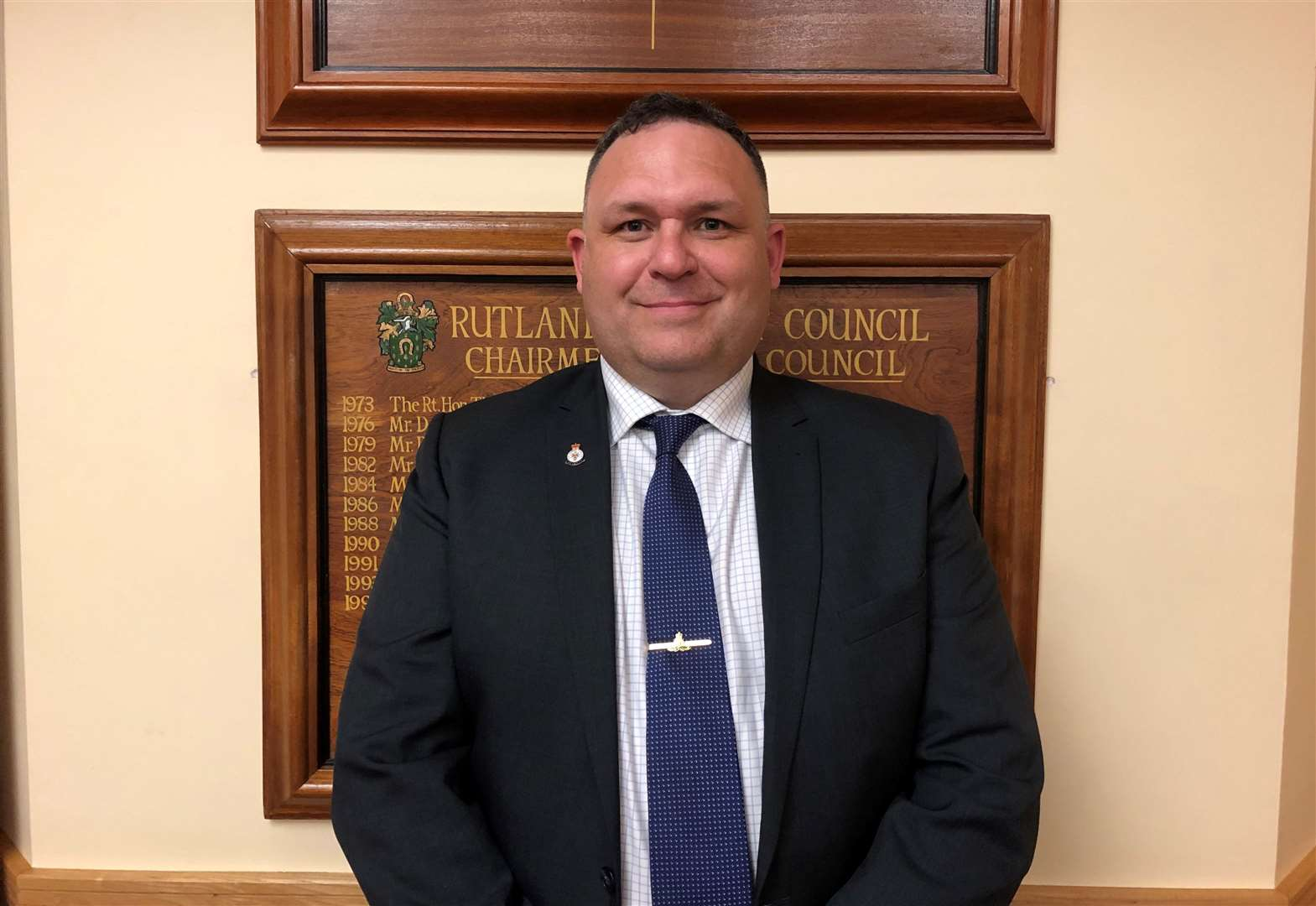 Conservative Party candidate elected for Ryhall and Casterton ward in Rutland County Council by-election