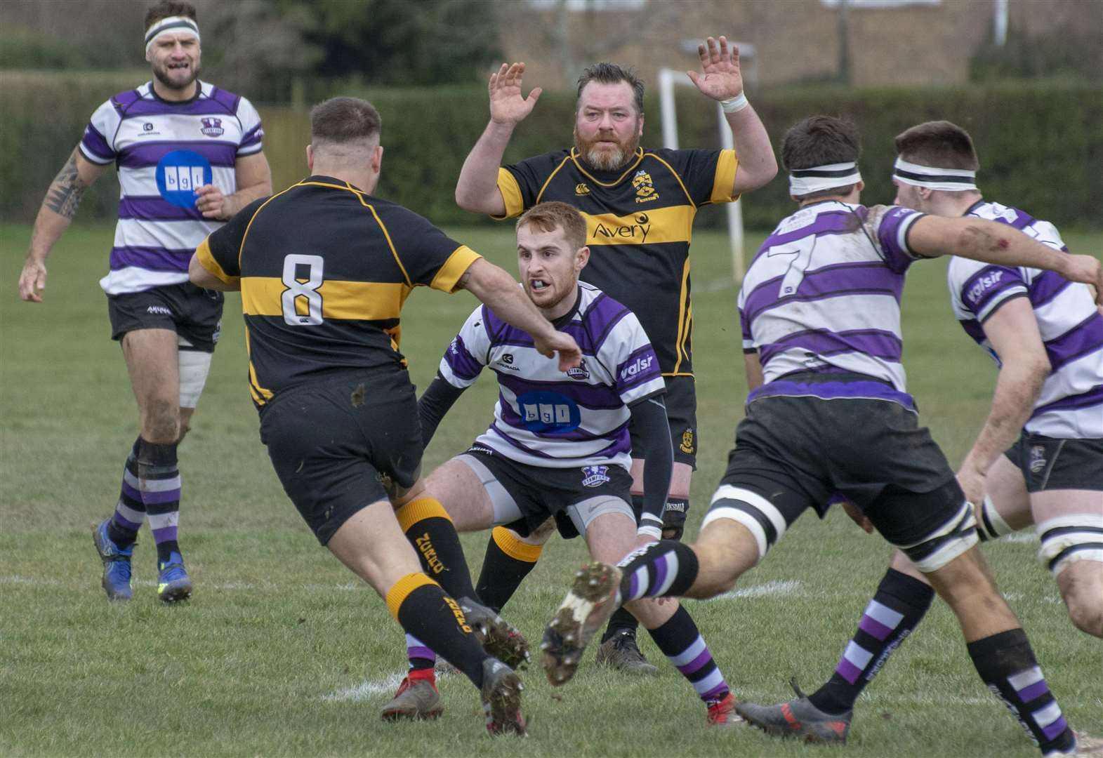 Stamford take the honours in thrilling clash with league leaders