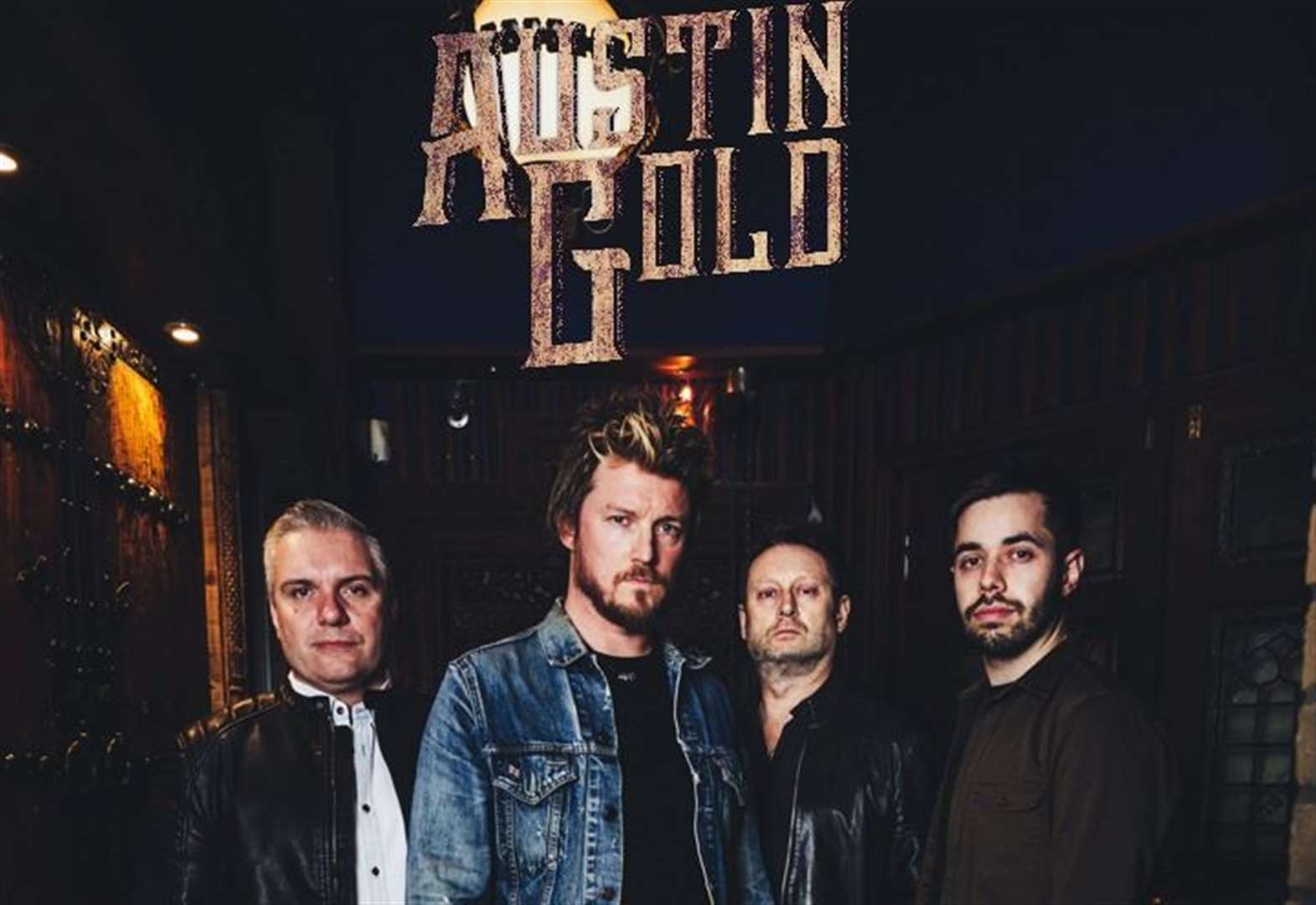 Party with Austin Gold at Stamford Corn Exchange on Saturday