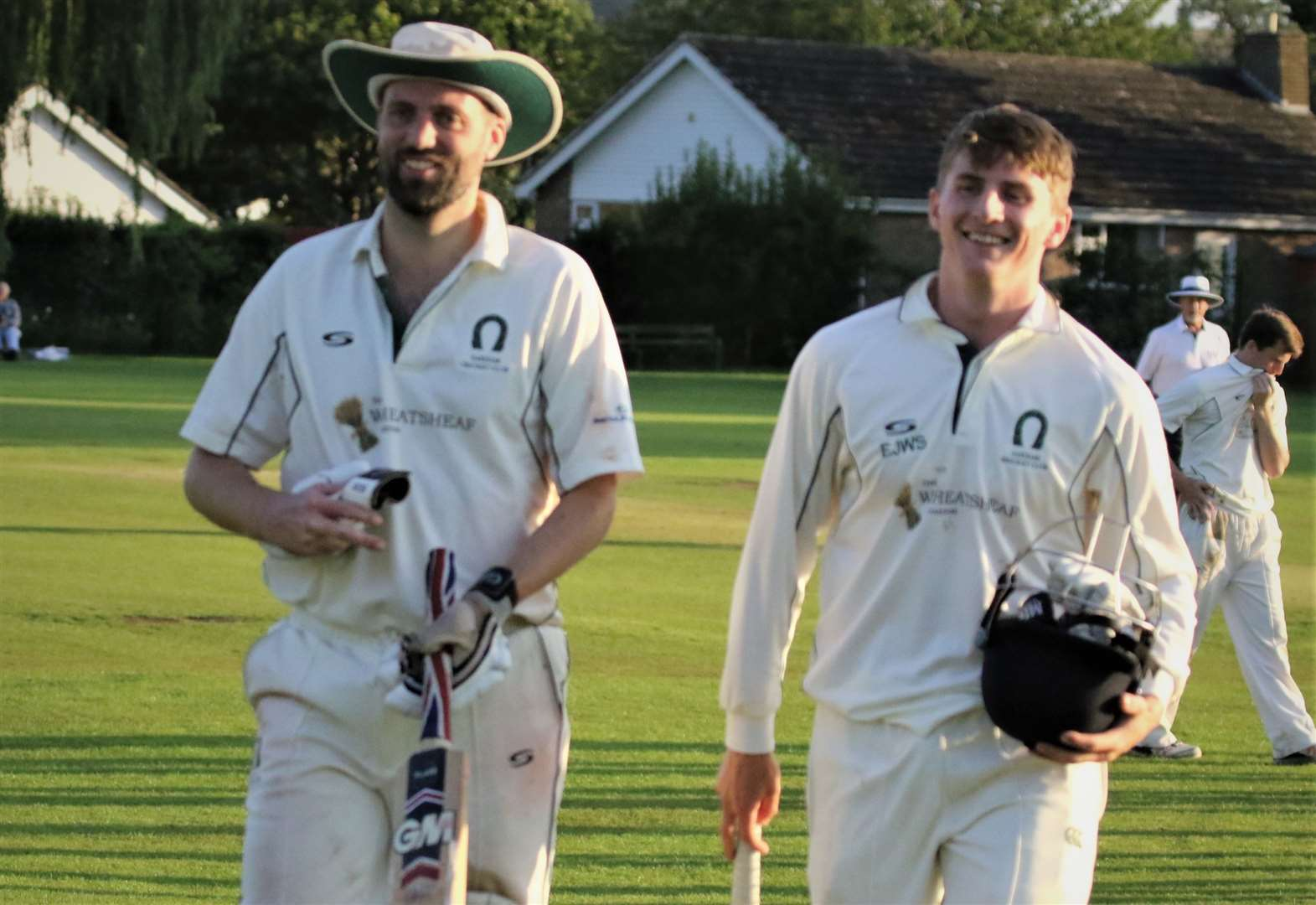 Oakham maintain pressure at the top with vital victory