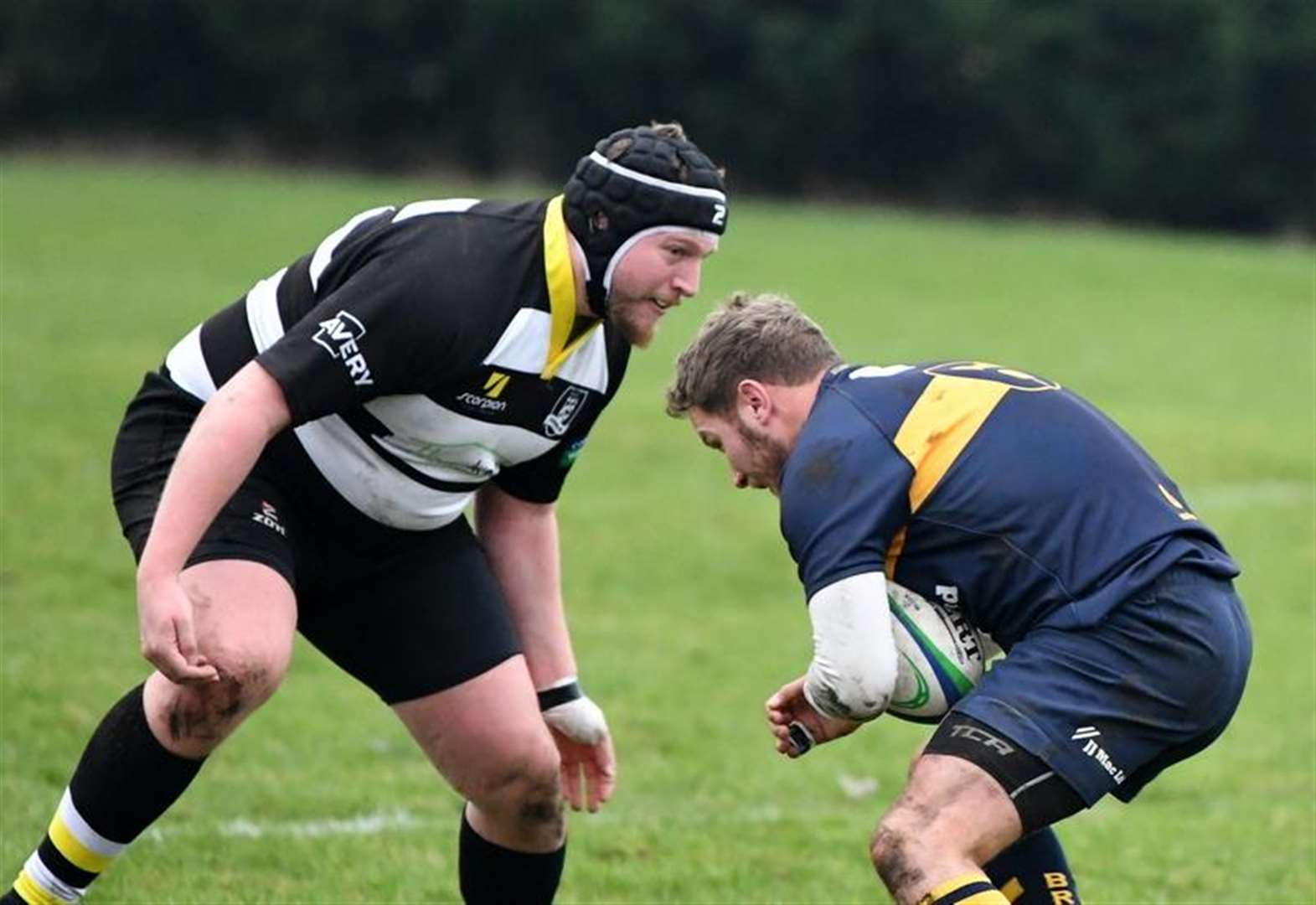 RUGBY UNION: Bourne bounce back with vital victory