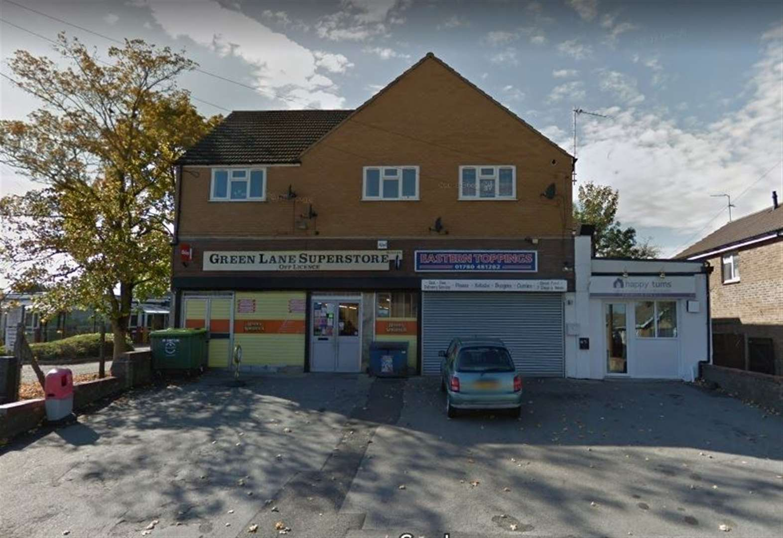 Bigger shop in Stamford as take-away moves next door