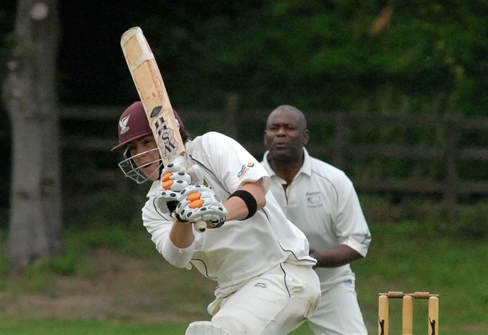 Skipper Williams inspires Stamford's surge to victory