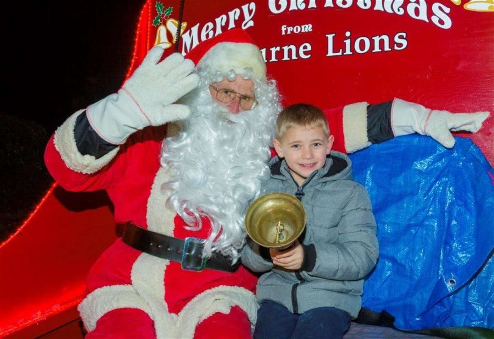 Lions sleigh route will be roaringly good fun