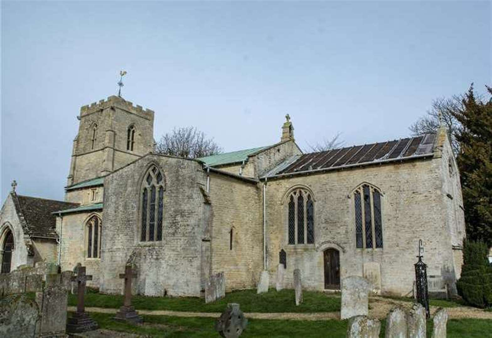 Village church to get stainless steel roof in the New Year