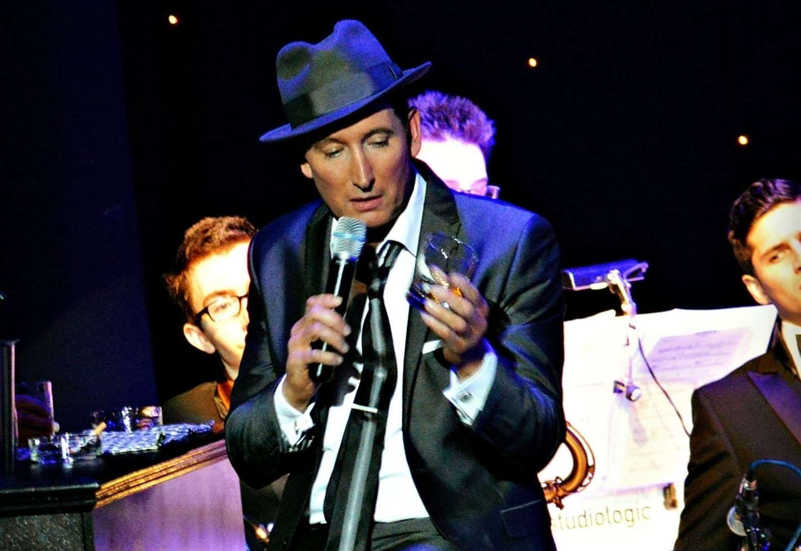 Tribute show to Buble and Sinatra