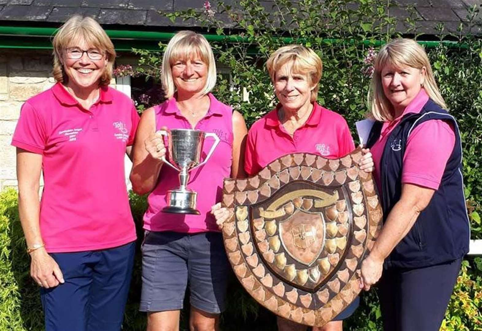 Top Toft triumph as ladies repeat historic shield success