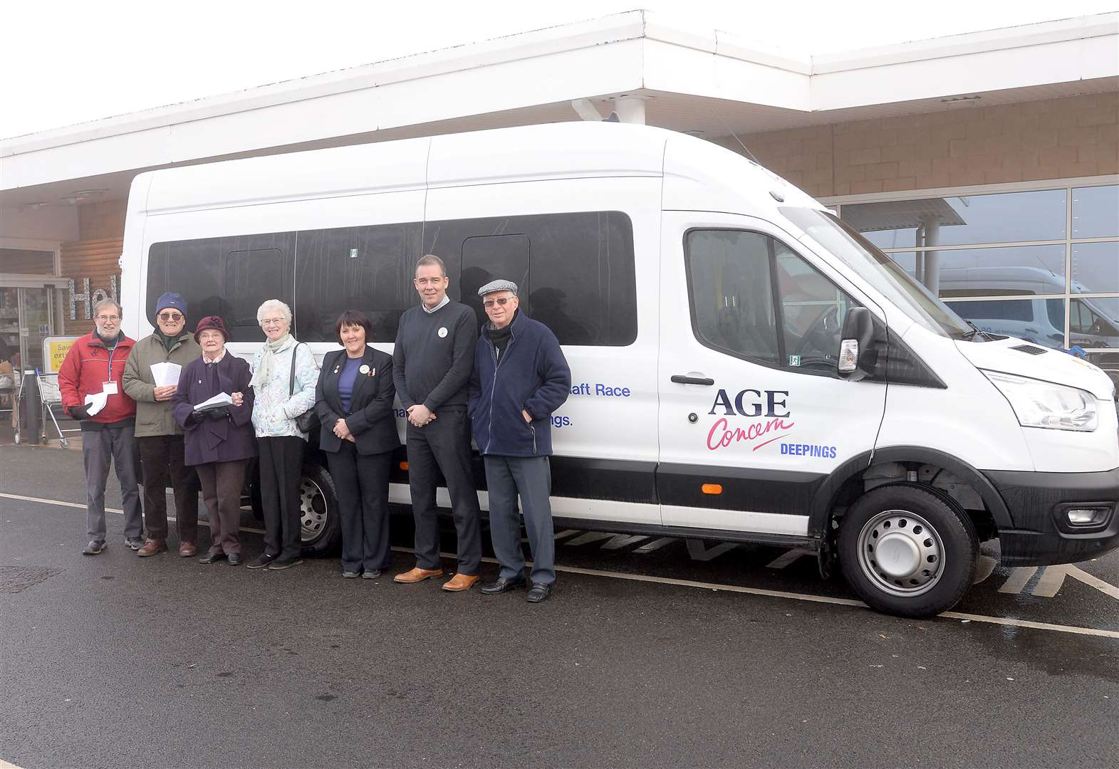 Second bus to help support Deepings elderly