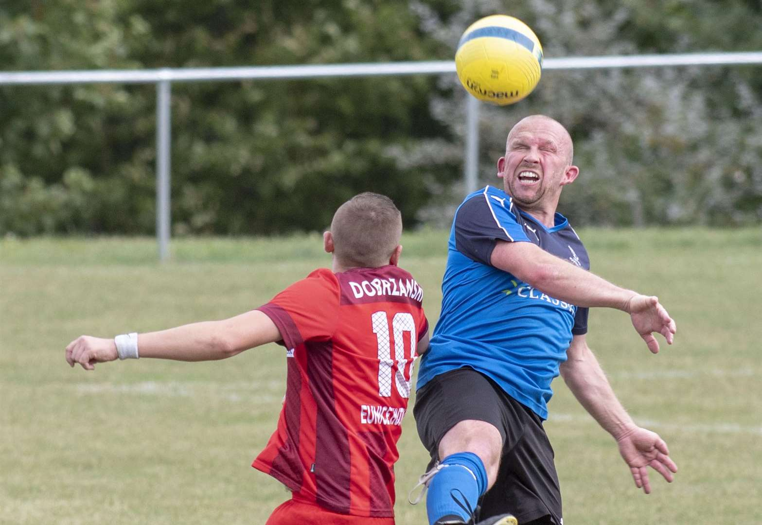 FOOTBALL: Second half showing brings plenty of positives for Ketton