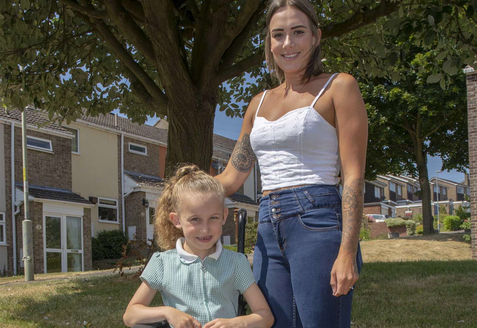 Schoolgirl needs to raise £25,000 for life-changing op