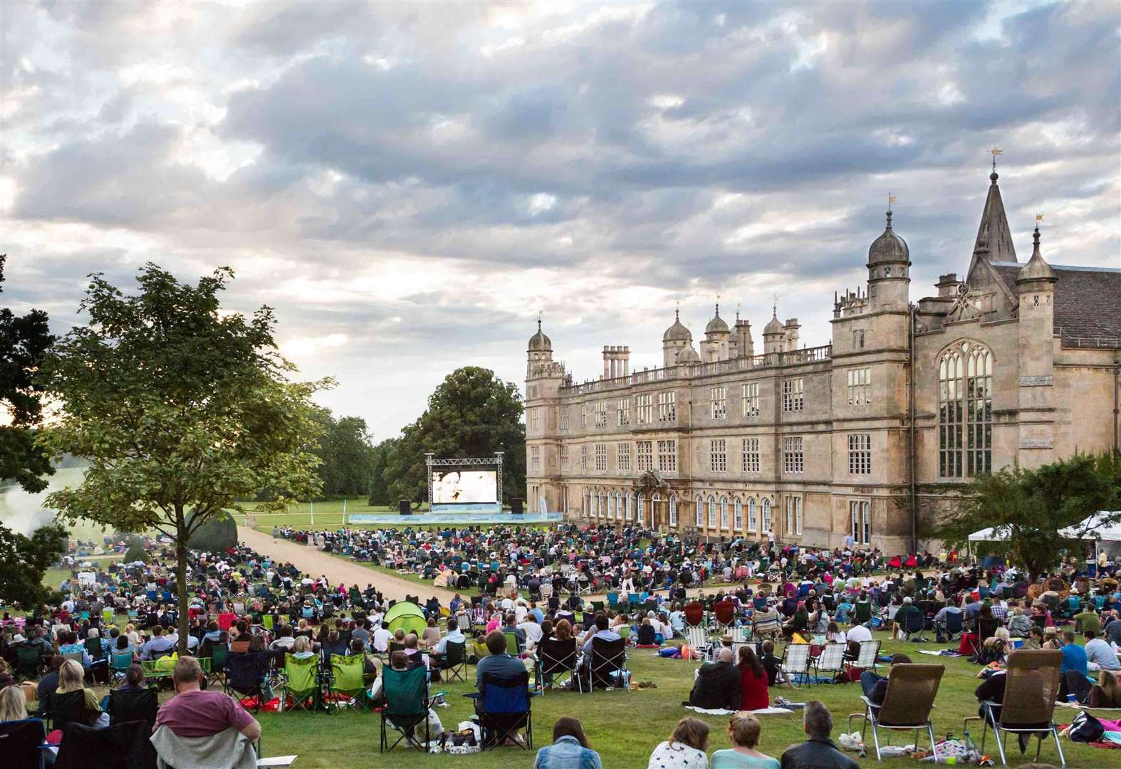 Summer film festival will return to Burghley House