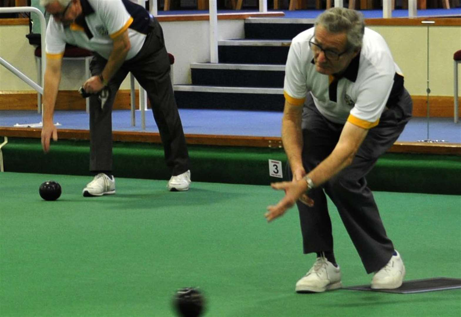 BOWLS: Strong Stamford showing in early rounds of national competitions