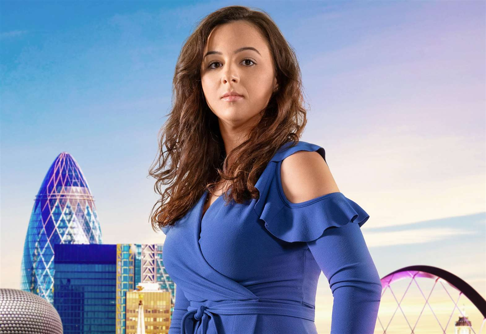 Stamford's Khadija enjoys the sweet taste of success on The Apprentice