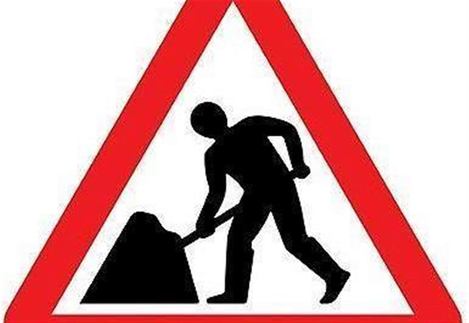 Roadworks cause chaos in Stamford