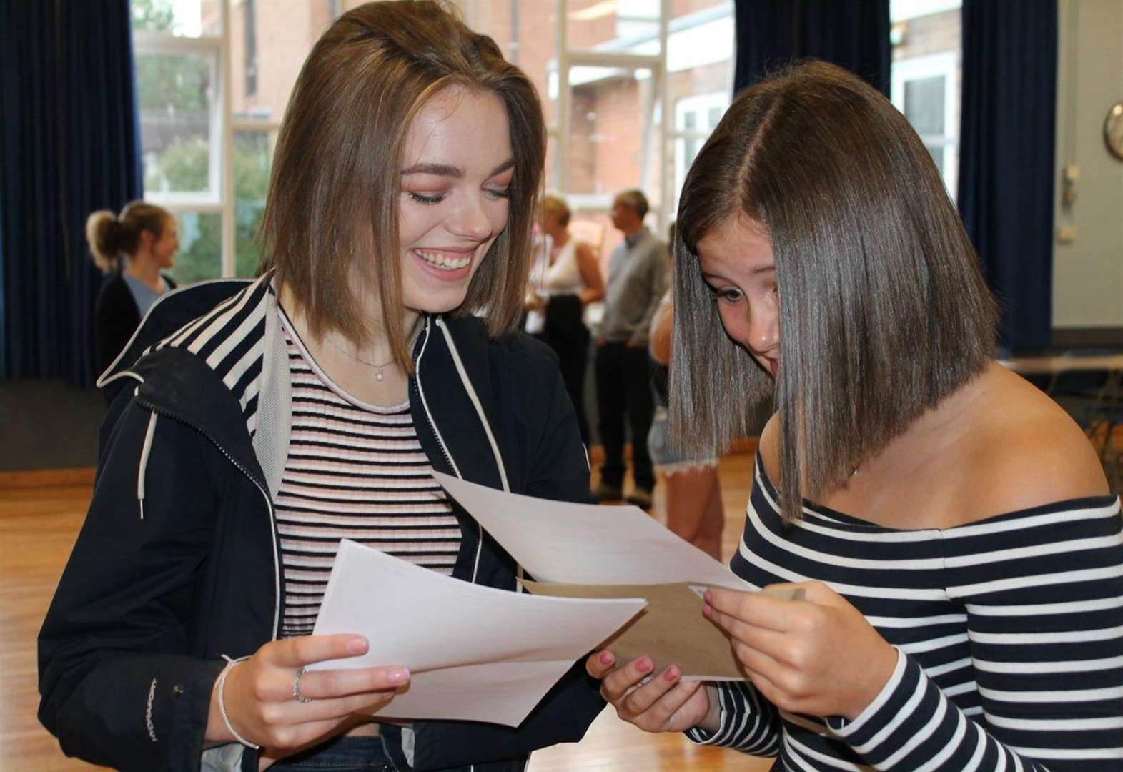 "GCSE: Progress of Bourne Academy pupils ""improves considerably"" compared to last year"