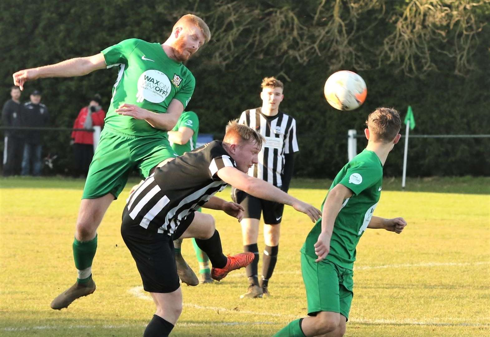 Cottesmore urged to bounce back from disappointment of losing to unbeaten league leaders