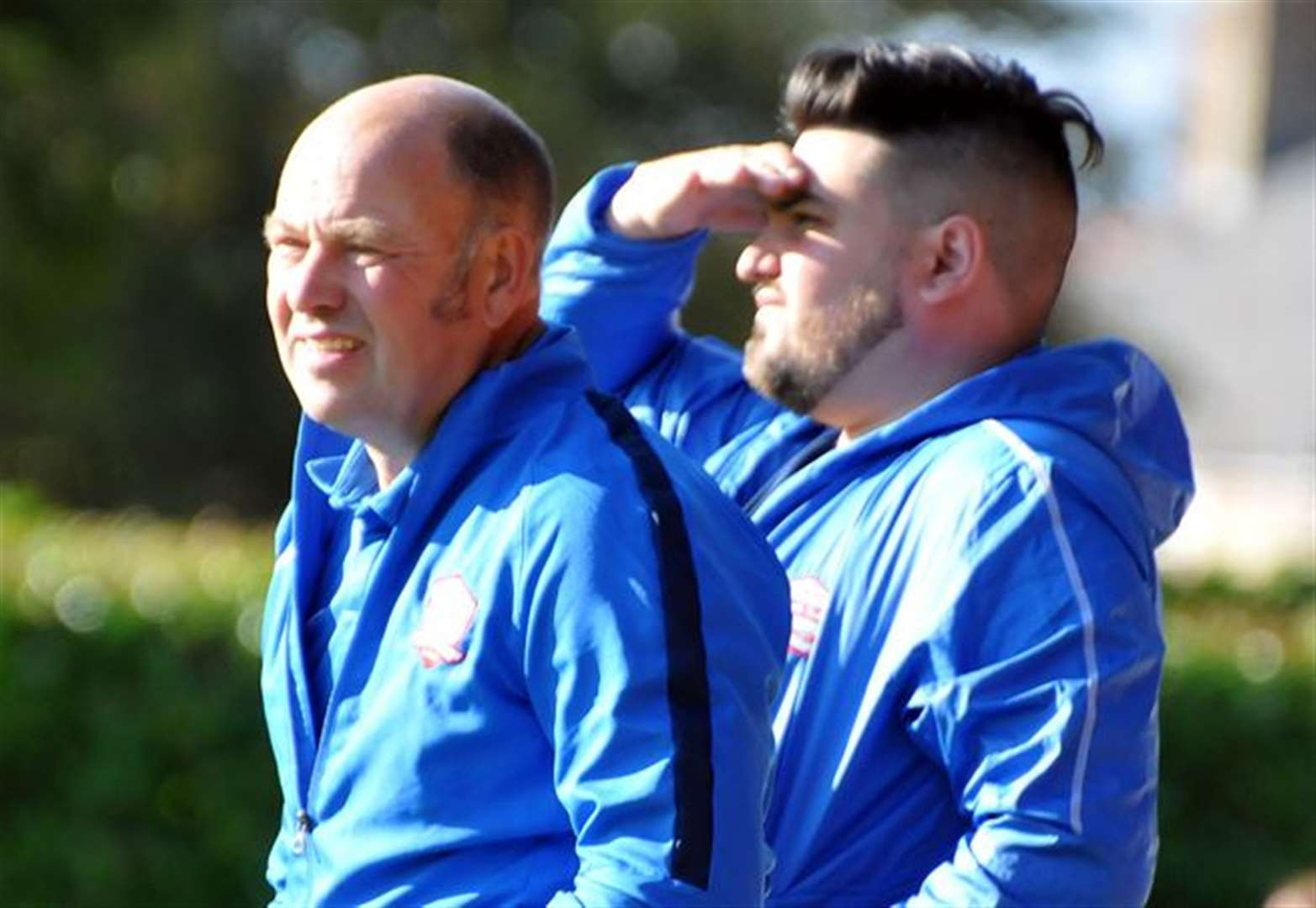 FOOTBALL: 'Brilliant' away win for Wakes