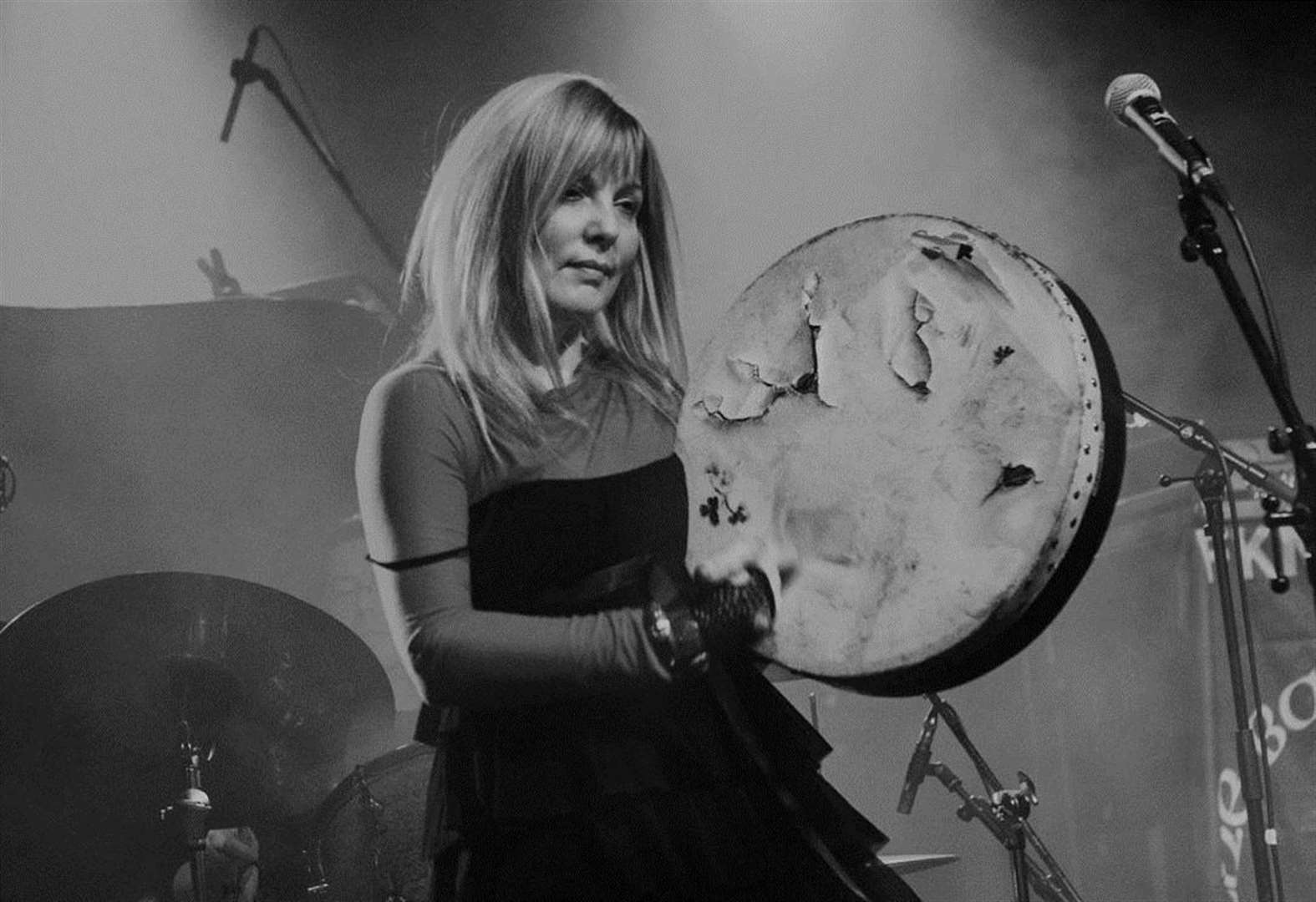 Julie Mclelland and The Band From County Hell make a welcome return to Stamford Arts Centre on Saturday