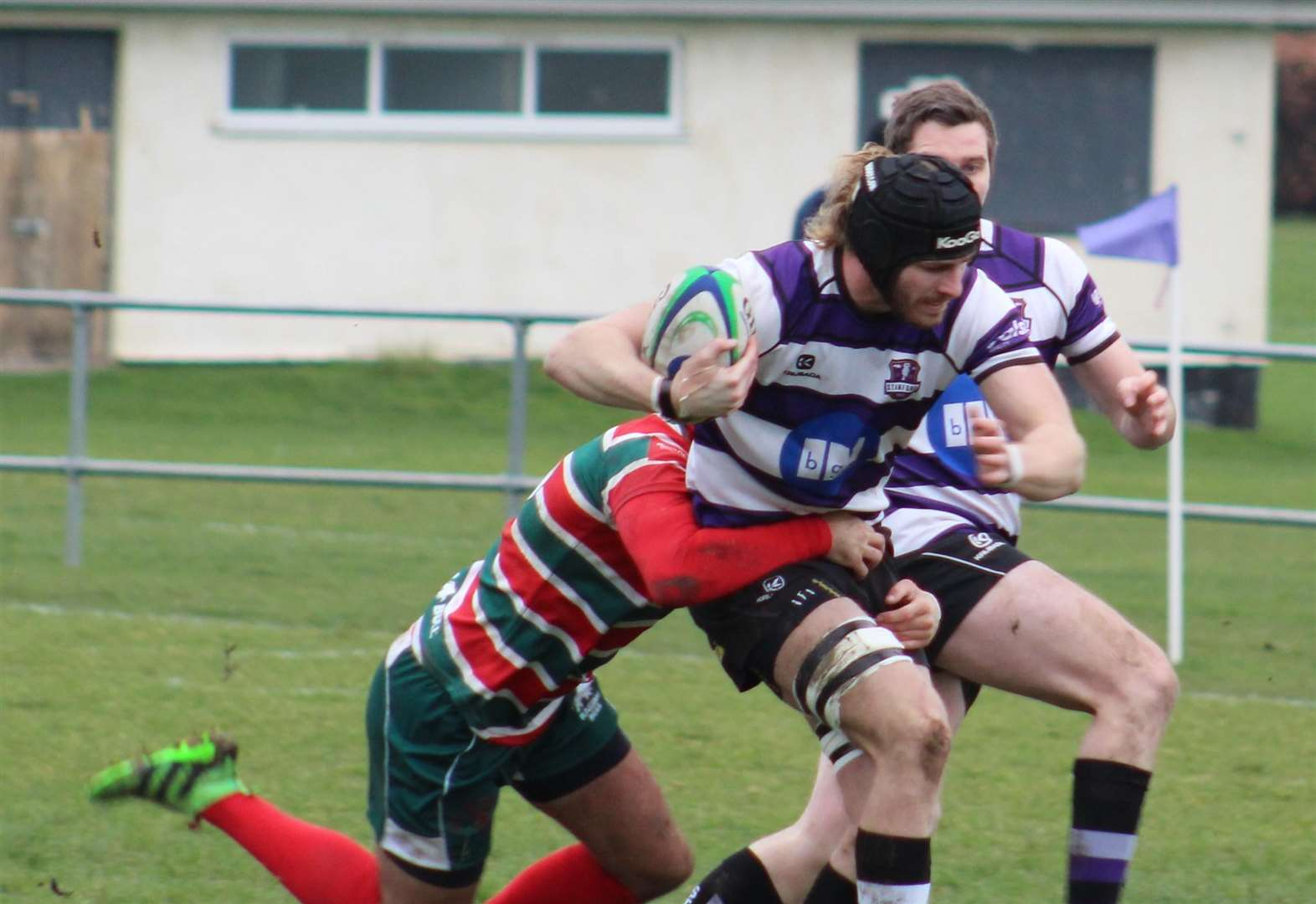 RUGBY: Stamford claim higher level scalp to seal semi-final spot
