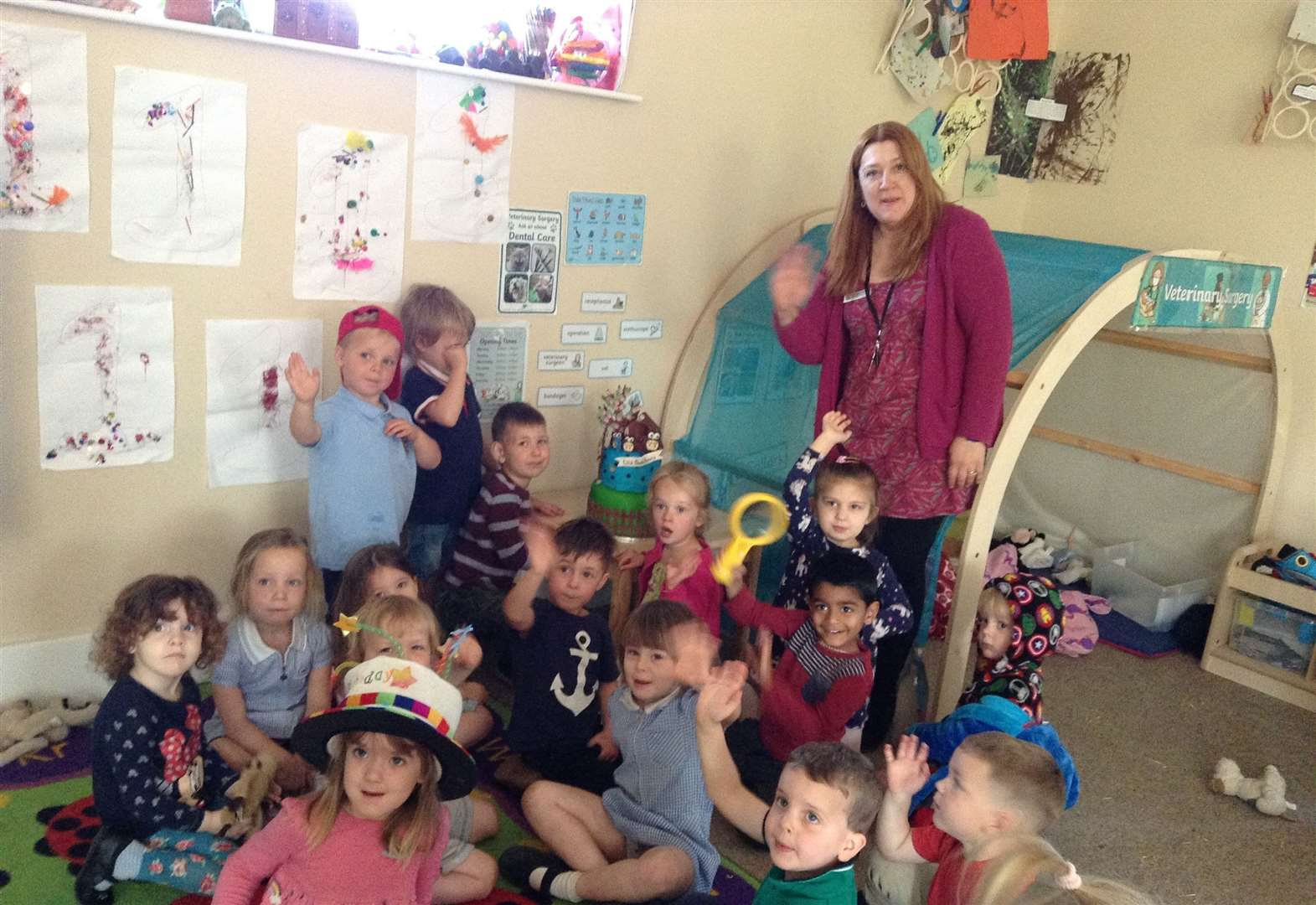 Little Owls Nursery in Morton celebrates first anniversary