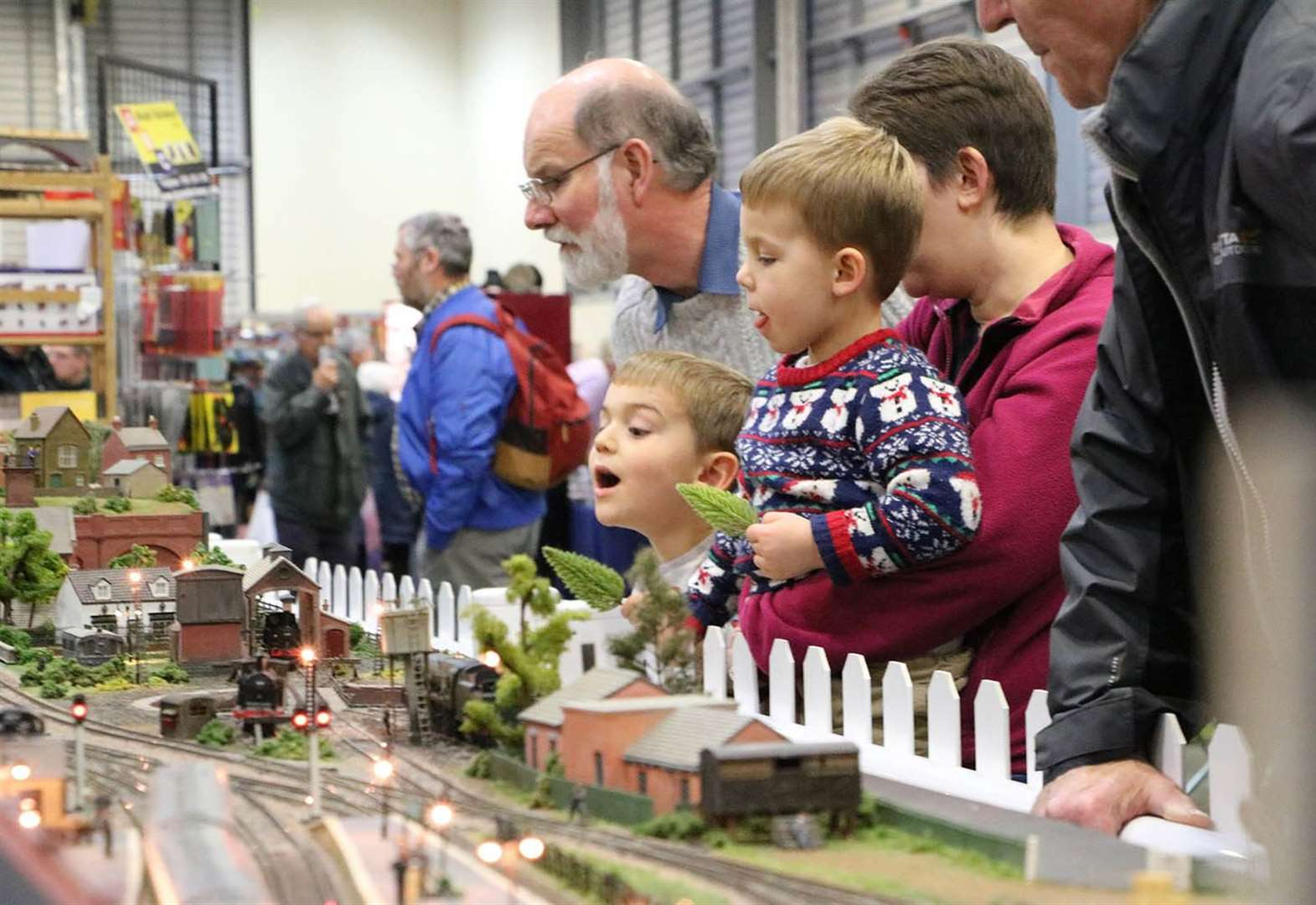 Full steam ahead for rail exhibition at Peterborough this weekend