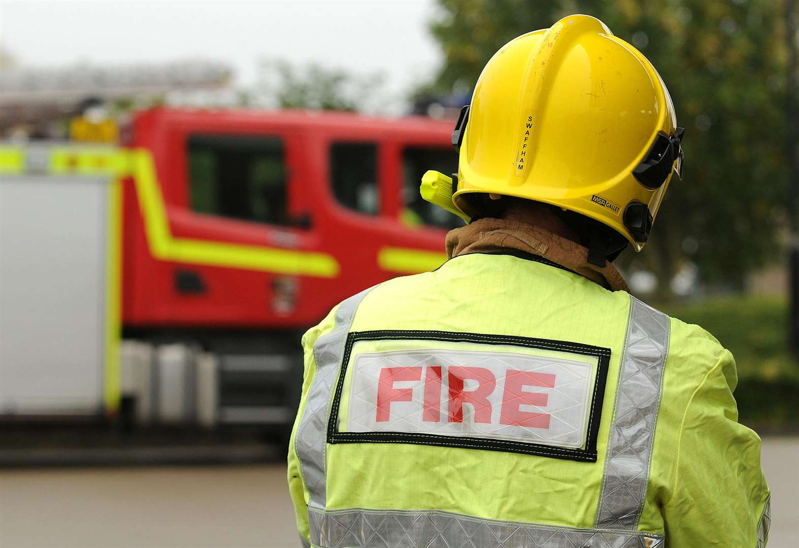 Fire at house in Billingborough
