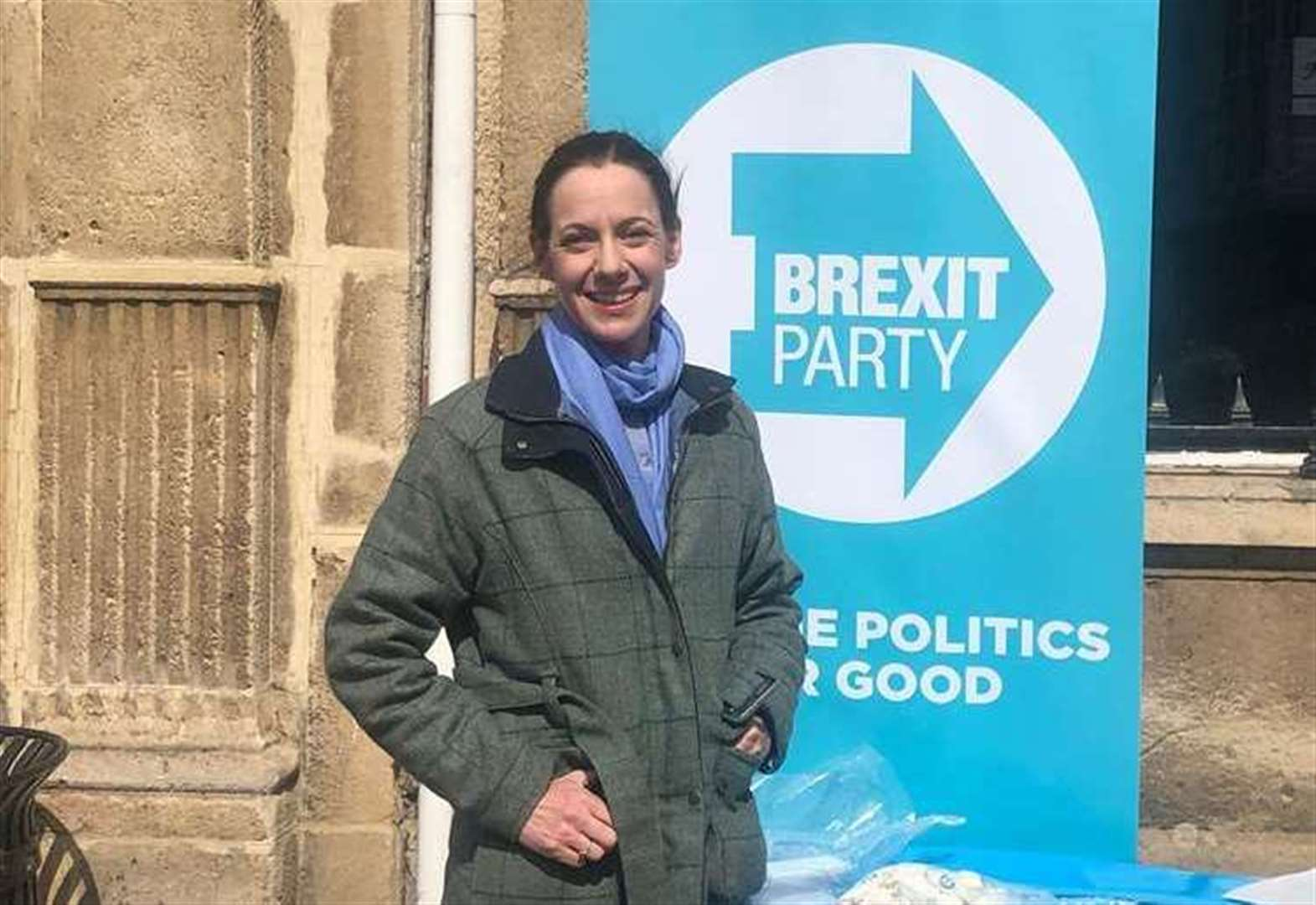 Stamford and Rutland MEP quits Brexit Party and says 'vote Tory'