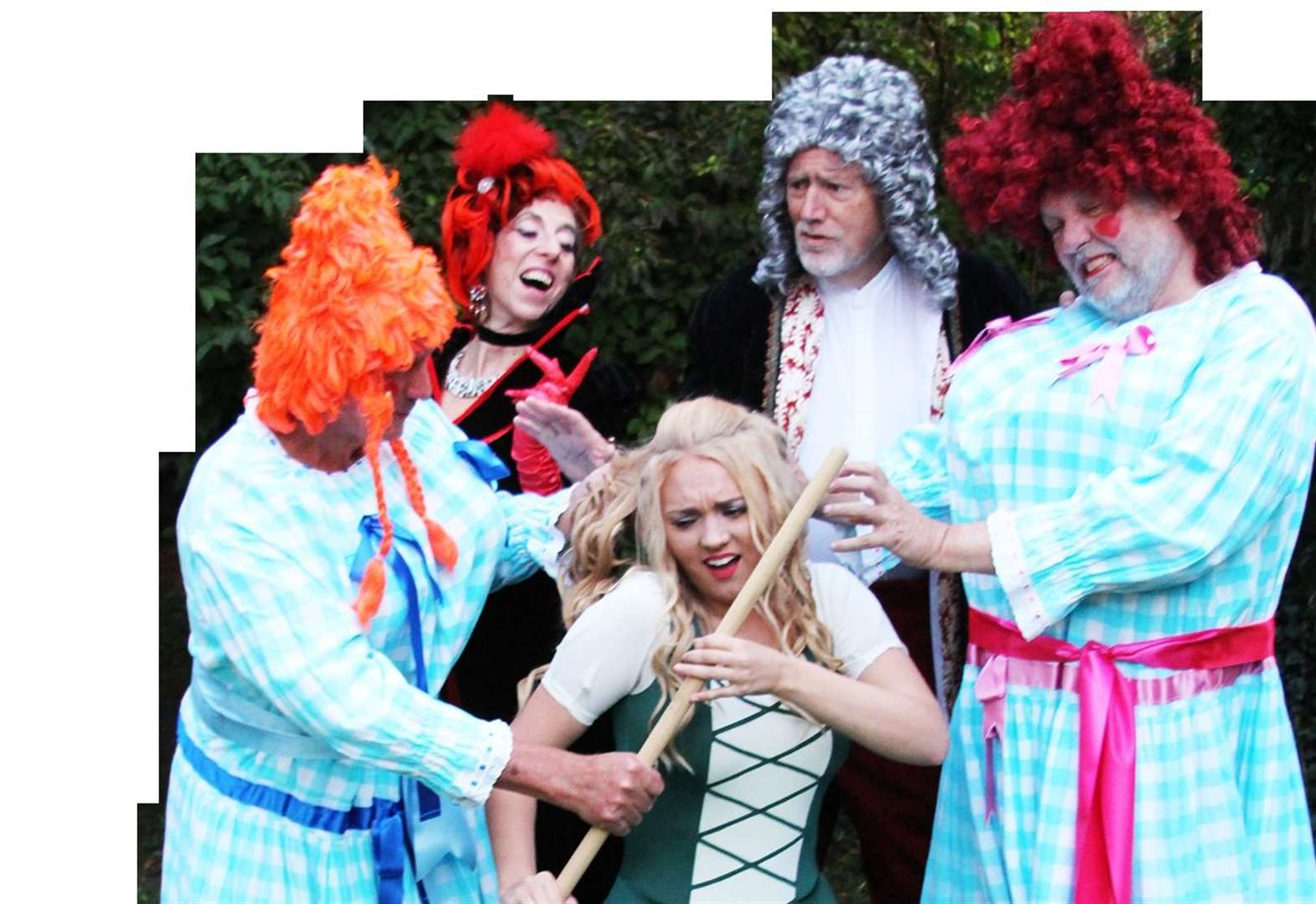 It's panto season at Stamford Corn Exchange - Oh, yes it is!