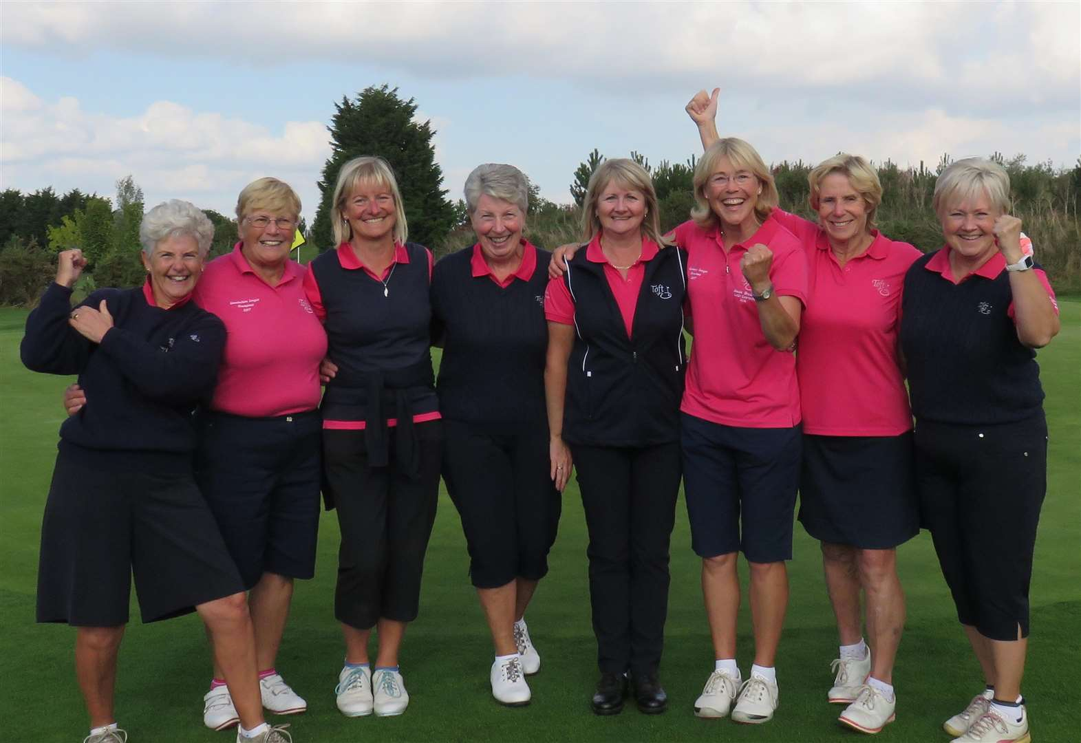 GOLF: Back-to-back titles for Toft after sudden death delight