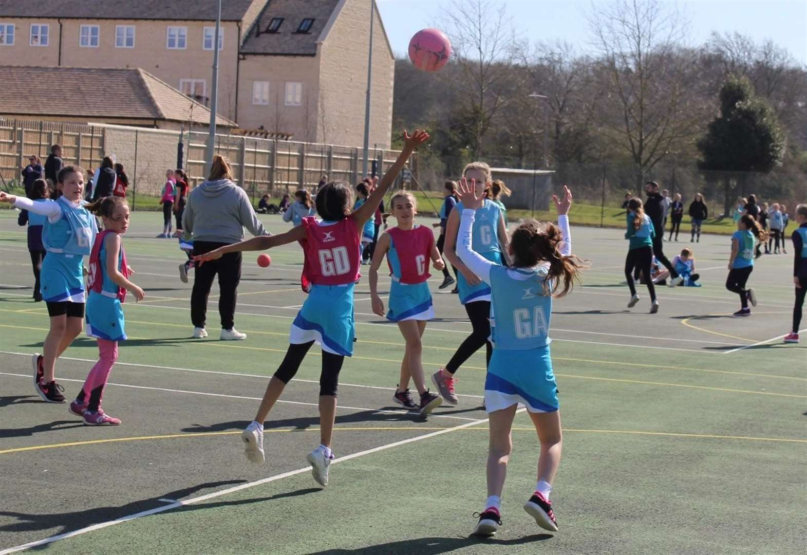 NETBALL: Training sessions aimed at encouraging more women to return to sport