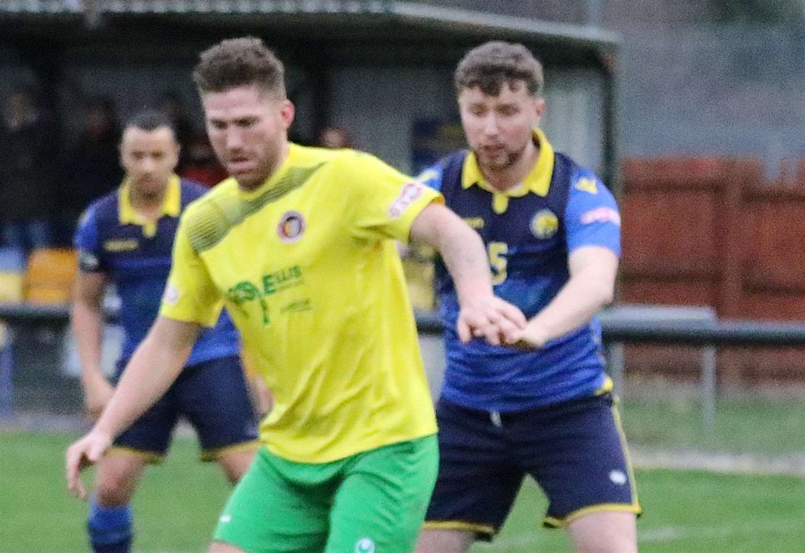FOOTBALL: Striker Sands is transfer target after Royston raid