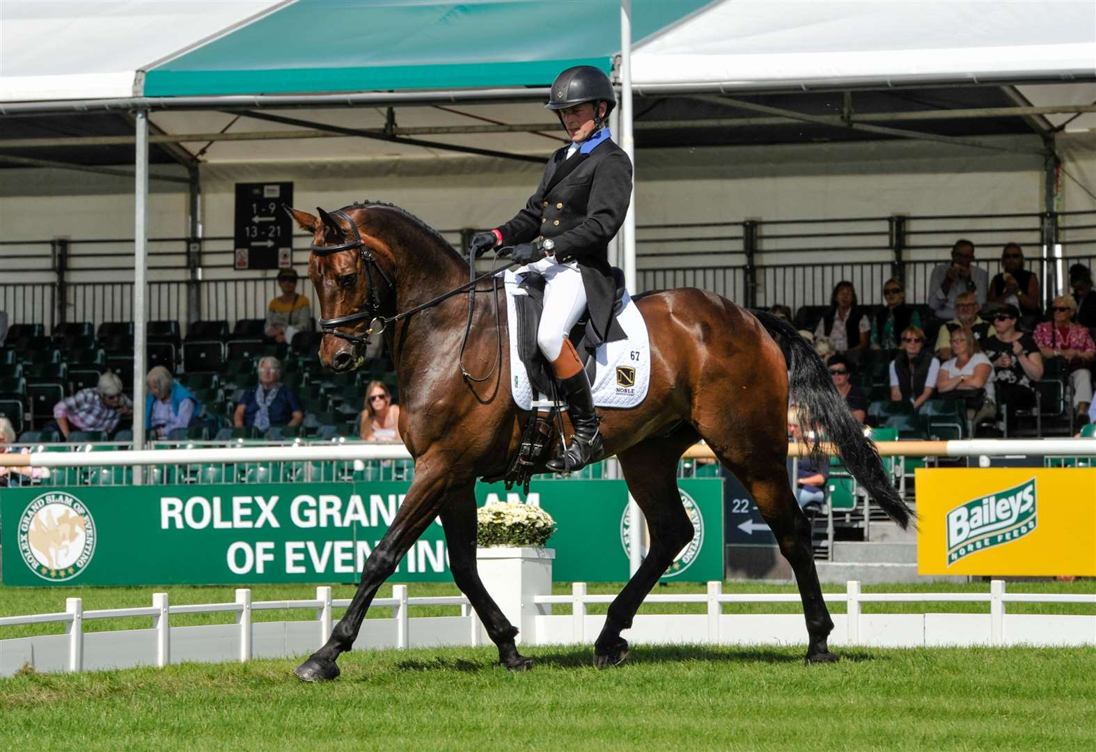 New challenge for Grieve on return to familiar territory at Burghley